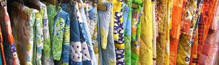 Baby Quilts made by Valerie Page - PageQuilts.com